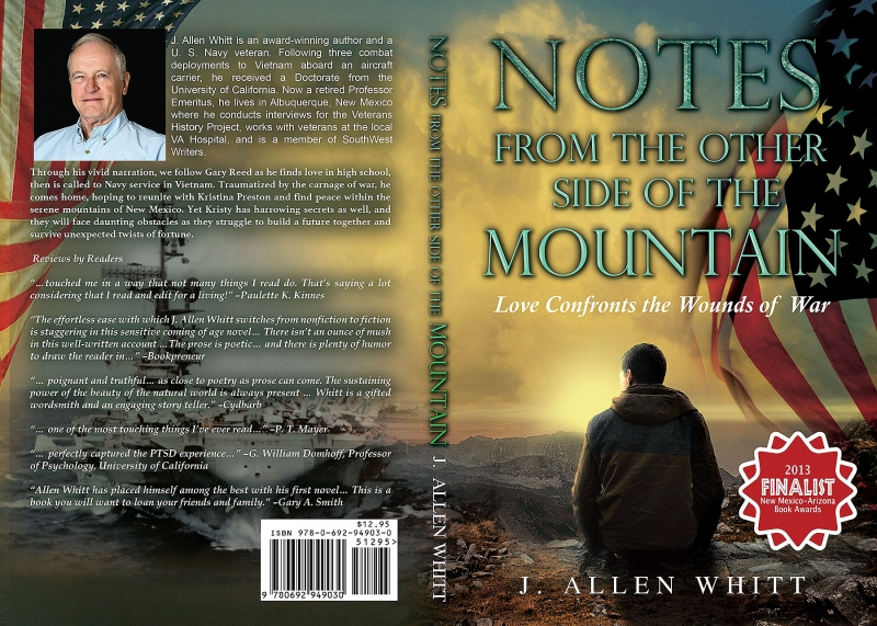 Completed Novel Cover